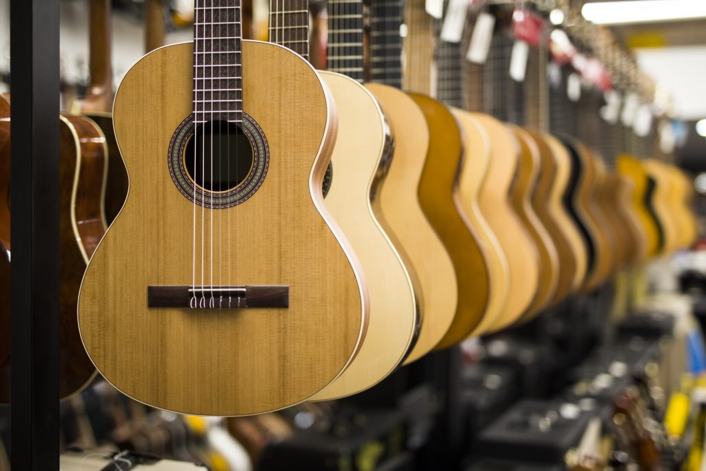 Guitar purchasing tips